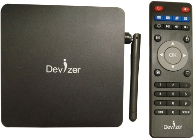 Devizer Android Android Mini PC (Quad Core/1 GB/8 GB HDD)