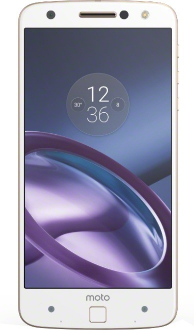 Moto Z with Style Mod (White, 64 GB)