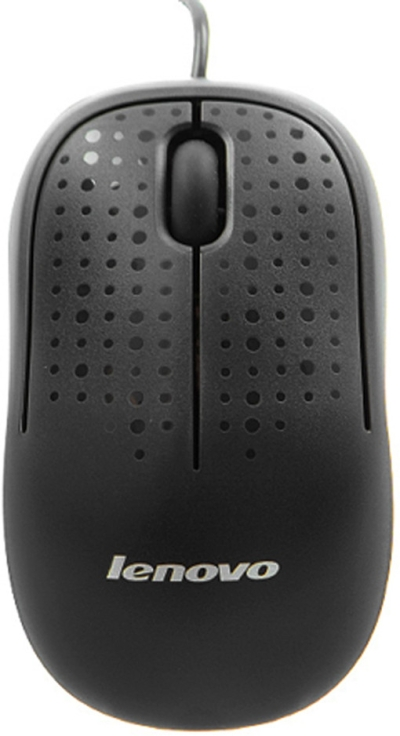 Lenovo M110  Wired Optical Mouse