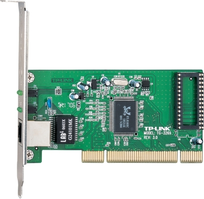 TP-LINK TG-3269 Gigabit PCI Network Interface Card