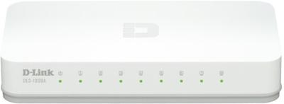 D-Link DES-1008A/DES-1008C Network Switch
