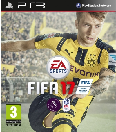 FIFA 17 ((for PS3))