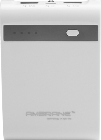Ambrane P-1000 Star 10400 mAh Power Bank