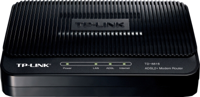 TP-Link TD-8816 ADSL2 Wired with Modem Router