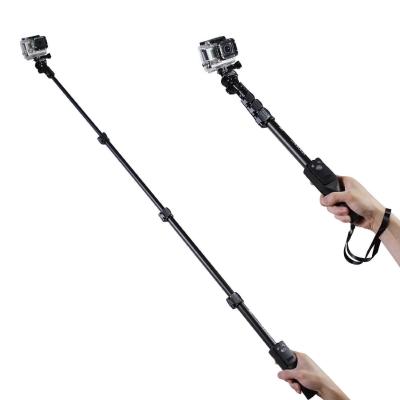 BB4 Yunteng 1288 Pro 2-In-1 Adjustable Self Portrait Yunteng Selfie Stick