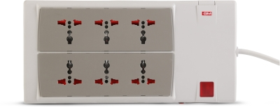GM G-Power 6 Strip Surge Protector