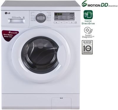 LG 6 kg Fully Automatic Front Load Washing Machine (FH0B8NDL2)