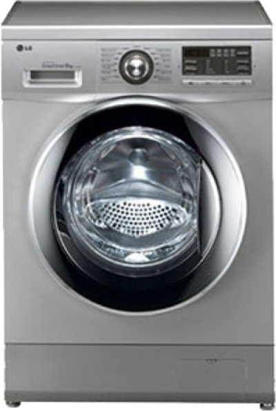 LG 8 kg Fully Automatic Front Load Washing Machine (FH496TDL24)