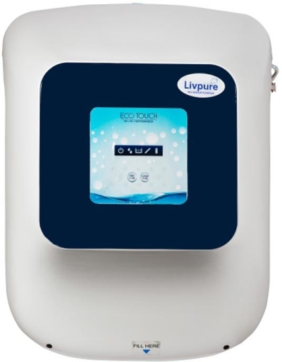 Livpure ECo Touch 2000 8.5 L RO + UV Water Purifier