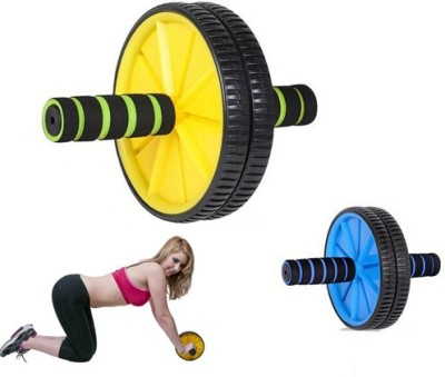 shital Abs Roller Wheel Exerciser (color may vary) Ab Exerciser