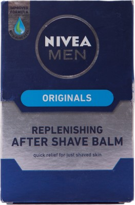 Nivea Men Originals Replenishing After Shave Balm Aftershave Balm