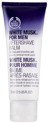 The Body Shop White Musk For Men Aftershave Balm