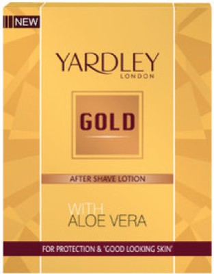 Yardley London Gold Aftershave Lotion