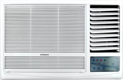 Hitachi 1.5 Ton 5 Star BEE Rating 2018 Window AC  - White
