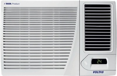 Voltas 1.5 Ton 3 Star BEE Rating 2017 Window AC  - White