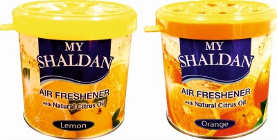My Shaldan Lemon & Orange Car Freshener