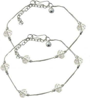 Charms Diva Beads Workz Alloy Anklet