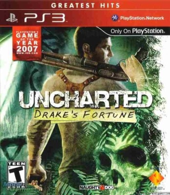 Uncharted: Drake's Fortune [Essentials]