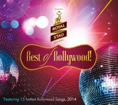 Seagrams Royal Stag Mega Music - Best Of Bollywood ! Audio CD Standard Edition