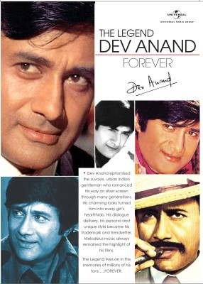 The Legend: Dev Anand, Forever