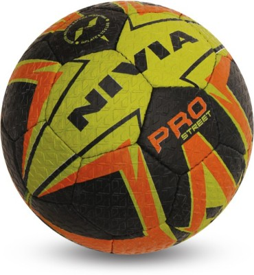 Nivia Football Pro Street Football - Size: 5