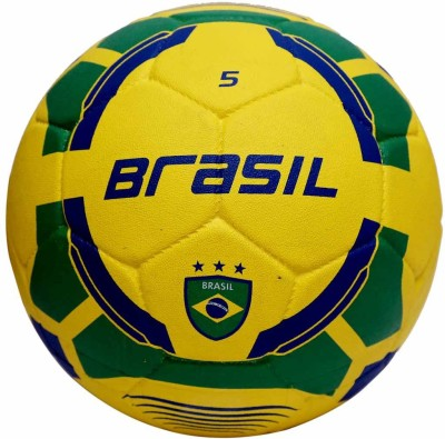 Vector X Brasil Rubber Moulded Football - Size: 5