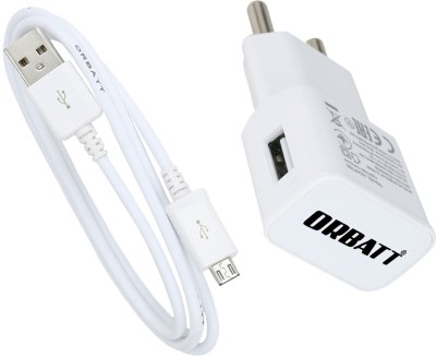 Orbatt Oppo A53 Compatible 1.0 A Mobile Charger