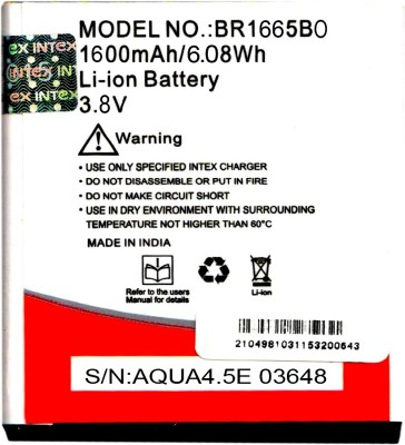 Intex Mobile Battery For Blackberry Curve 8310