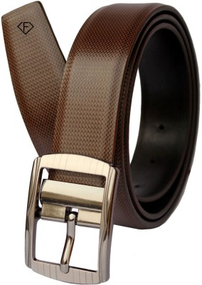 Fashius Men Brown Artificial Leather Belt