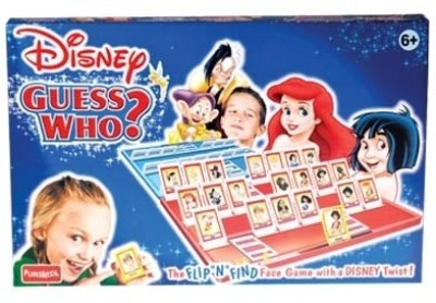 Funskool Guess Who? Board Game
