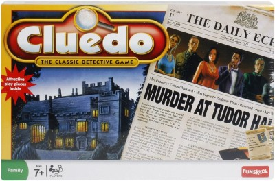 Funskool Cluedo Board Game