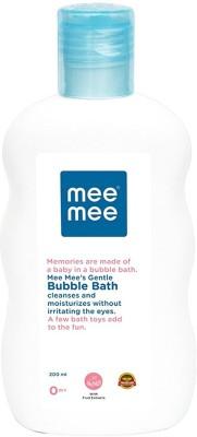 MeeMee Baby Bubble Bath