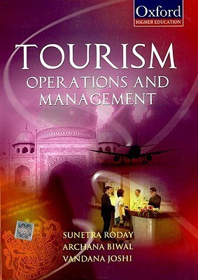 Tourism Operations and Management 1 Edition