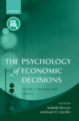 PSYCHOLOGY OF ECON.DECISIONS VOL-2 (Academic Books) Edition