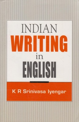 Indian Writing In English Rev Upd Edition