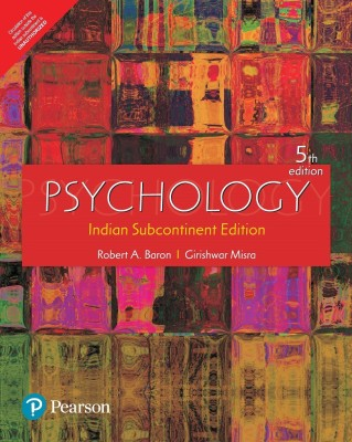 Psychology (Adaptation) Four Colour : Indian Subcontinent Edition 5 Edition