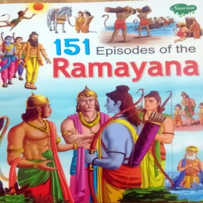 151 EPISODES OF THE RAMAYANA