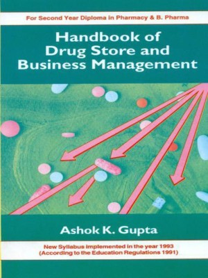 Handbook of Drug Store and Business Management PB 01 Edition