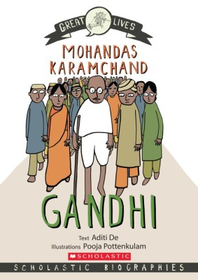 Scholastic Biographies : Gandhi