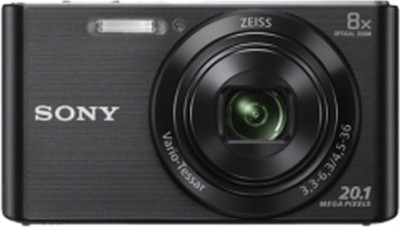 Sony DSC-W830/BC Point & Shoot Camera