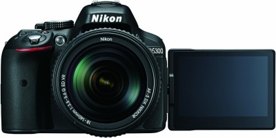 Nikon D5300 DSLR Camera AF-S DX NIKKOR 18-140mm f/3.5-5.6G ED VR Kit (16 GB SD Card + Camera Bag)