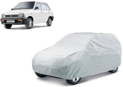 Tatkal Shopping Fun Car Cover For Maruti Suzuki 800 (Without Mirror Pockets)