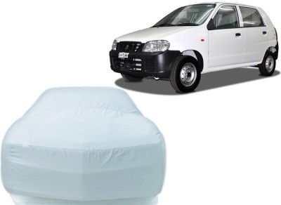 P Decor Car Cover For Maruti Suzuki Alto (Without Mirror Pockets)