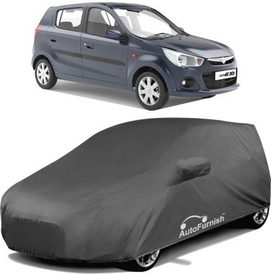 Autofurnish Car Cover For Maruti Suzuki Alto K10 (With Mirror Pockets)