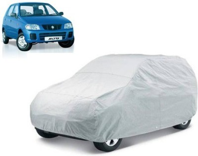 Tatkal Shopping Fun Car Cover For Maruti Suzuki Alto (Without Mirror Pockets)