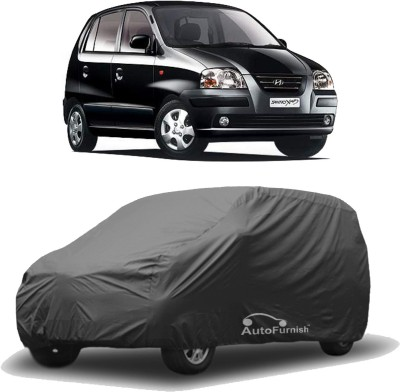 Autofurnish Car Cover For Hyundai Santro Xing (Without Mirror Pockets)