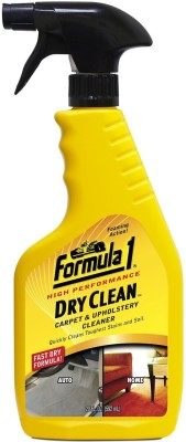 Formula 1 Dry Clean 615150 Vehicle Interior Cleaner