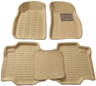 BestKart Polyutherine 3D Mat For  Honda Amaze