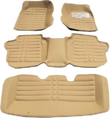 Car Banao Leather 5D Mat For  Toyota Innova