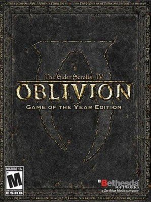 The Elder Scrolls IV: Oblivion Game of the Year Edition Deluxe Edition